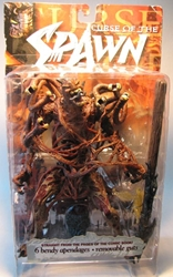 McFarlane Spawn 13 Raenius (w removable guts)  1998 McFarlane, Spawn, Action Figures, 1998, superhero, comic book