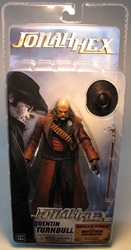 NECA Jonah Hex figure - Quentin Turnbull (Malkovich)  NECA, Jonah Hex, Action Figures, 2010, western, fantasy, movie
