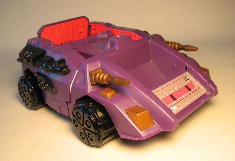 Galoob 1993 vehicle - Zbot Rampager variant LOOSE Galoob, Zbots, Action Figures, 1993, robots