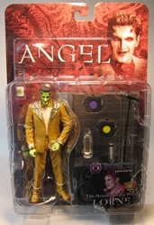 Diamond Select Angel - Lorne The House Always Wins Diamond Select, Angel, Action Figures, 2005, vampires, tv show