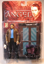 Diamond Select Angel 6.5 inch Rain of Fire Wesley Diamond Select, Angel, Action Figures, 2005, vampires, tv show