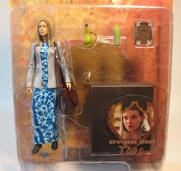 Diamond Select Buffy the V Slayer: New Moon Rising Tara Diamond Select, Buffy The Vampire Slayer, Action Figures, 2004, vampires, tv show