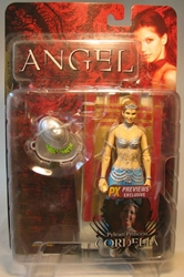 Diamond Select Angel - Cordelia Pylean Princess OPENED Diamond Select, Angel, Action Figures, 2006, vampires, tv show