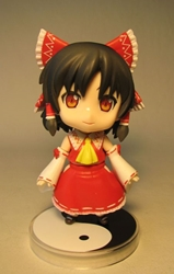 Nendoroid 074 Reimu Hakurei of Touhou Project China, Touhou Project, Anime Figures, 2008, sexy, girls, japan