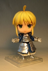 Nendoroid 121 Super Movable Saber of Fate Stay Night China, Fate Stay Night, Anime Figures, 2008, anime, japan