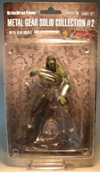 Metal Gear Solid 4 Vamp 5.5 inch Figure Medicom, Metal Gear Solid, Action Figures, 2009, scifi, video game