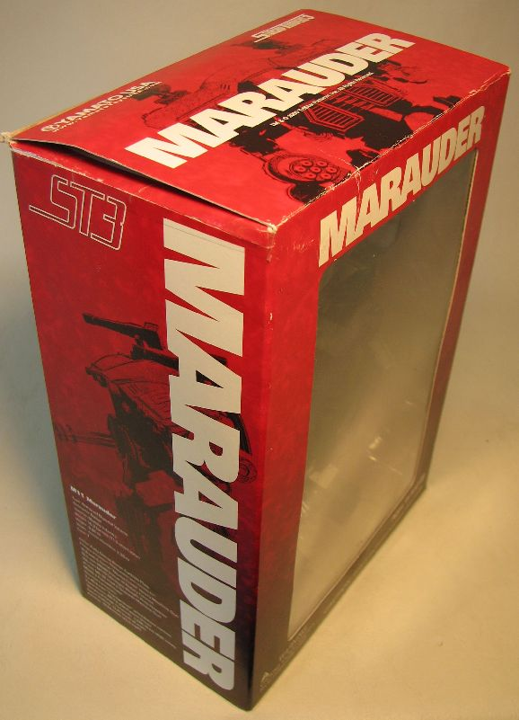 Yamato Starship Troopers 3 Marauder 6.5 inch Die-cast - 347-4708CCVGFY