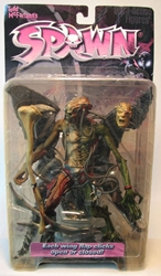 McFarlane Spawn 12 Re-animated Spawn 1998 FADED McFarlane, Spawn, Action Figures, 1998, superhero, comic book