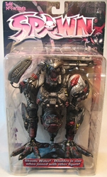 McFarlane Spawn 12 Top Gun 1998 FADED
