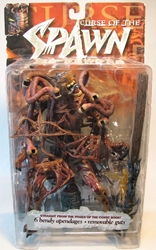 McFarlane Spawn 13 Raenius FADED+Yellowed