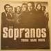 HBO The Sopranos - Trivia Game in Tin box USED - 2783-4555CCCGFC