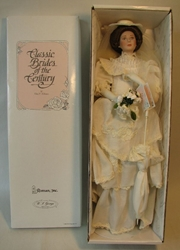 Roman Inc Classic Brides of the Century 18 inch Flora