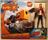 Generator REX Super Slam Cannon with 6.5 inch  Rex fig Mattel, Generator REX, Action Figures, 2010, action, movie