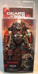 Gears of War 2 NECA Boomer 8 inch NECA, Gears of War, Action Figures, 2009, scifi, video game