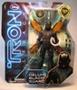 Tron Legacy - Deluxe 7.7 inch Black Guard (light+sound) Spin Master, Tron, Action Figures, 2010, scifi, movie
