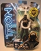 Tron Legacy - 4 inch Light Up Black Guard  figure - 452-4812CCCFGA