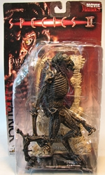 McFarlane Movie Maniacs Species II Patrick 8 inch McFarlane, Species, Action Figures, 1998, superhero, comic book