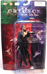 Palisades CriMson Lisseth  6.25 inch figure Palisades, CriMson, Action Figures, 2000, vampires, comic book