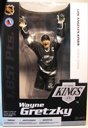 McFarlane 2004 NHL 12 inch Wayne Gretzky 99 LA Kings McFarlane, NHL, Action Figures, 2004, sports, pro league