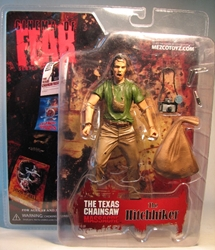 Mezco Texas Chainsaw Massacre - The Hitchhiker 7 inch Mezco, Texas Chainsaw Massacre, Action Figures, 2008, horror, halloween, movie