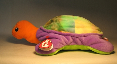 Ty Beanie Buddy - Snap (turtle)