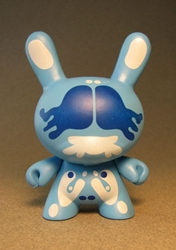 Cute 3 inch Bunny - Agony (blue) China, Cute Bunny, Anime Figures, 2008, vinyl