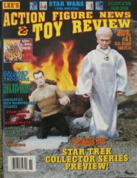 Action Figure News & Toy Review #61 - Nov 1997 Lee Publications, Action Figure News & Toy Review, Magazines, 1997, collectible, magazine