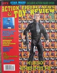 Action Figure News & Toy Review #60 - Oct 1997 Lee Publications, Action Figure News & Toy Review, Magazines, 1997, collectible, magazine