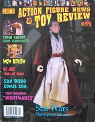 Action Figure News & Toy Review #72 - Oct 1998 Lee Publications, Action Figure News & Toy Review, Magazines, 1998, collectible, magazine