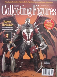 White`s Guide to Collecting Figures #33 - Sept 1997 Collecting Concepts, Collecting Figures, Magazines, 1997, collectible, magazine