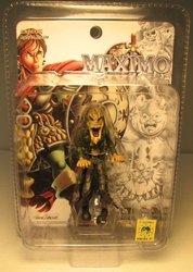 Yamato Maximo 3 inch Zombie Yamato, Maximo, Action Figures, 2001, fantasy, video game