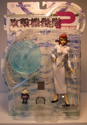 Yamato Ghost in Shell ManMachine Motoko (white skirt) Yamato, Ghost in the Shell, Anime Figures, 2002, scifi, japan