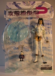 Yamato Ghost in Shell ManMachine Motoko (sexy) 7 inch Yamato, Ghost in the Shell, Anime Figures, 2002, scifi, japan