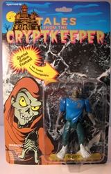 Tales From the Cryptkeeper - Frankenstein figure Ace Novelty, Tales from the Cryptkeeper, Action Figures, 1994, horror, halloween, tv show