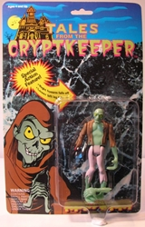Tales From the Cryptkeeper - Zombie figure Ace Novelty, Tales from the Cryptkeeper, Action Figures, 1994, horror, halloween, tv show