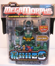 Toy Biz 2005 Marvel Megamorphs Doc Ock - Huge! Toy Biz, Marvel, Action Figures, 2005, superhero, comic book
