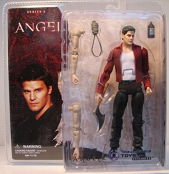 Diamond Select 2006 50s Angel MOC Internet Exclusive Diamond Select, Angel, Action Figures, 2006, vampires, tv show
