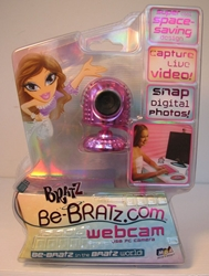 Bratz be-bratz.com USB Webcam MGA, Bratz, Dolls, 2007, fashion, toy