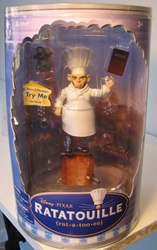 Disney Ratatouille Skinner 5 inch Disney Pixar, Ratatouille, Action Figures, 2007, animated, movie