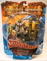 Pirates of Caribbean Anim Deluxe Sao Feng