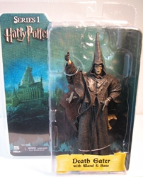 Harry Potter NECA Death Eater NECA, Harry Potter, Action Figures, 2007, fantasy, book