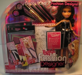 Bratz Fashion Designer Yasmin  MGA, Bratz, Dolls, 2007, fashion, toy