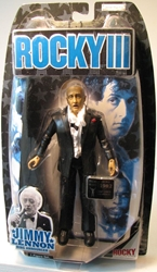 Rocky Announcer Jimmy Lennon Jakks, Rocky, Action Figures, 2007, sports, movie