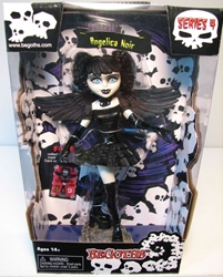 Bleeding Edge Goths 7 inch Series 4 Angelica Noir